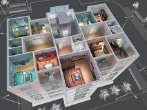 House. vector illustration