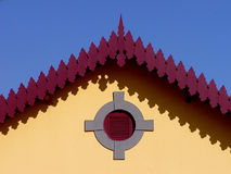 House. Detail Royalty Free Stock Photo