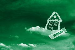 A house Royalty Free Stock Images