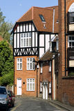 House. The litlle street in windsor.uk Stock Photography