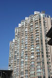 House. High-rise and blue sky in China Stock Photos