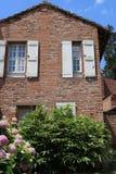 House in Albi Stock Photo