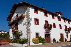 House in Alcoz Stock Image