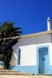 House in Algarve. A house in Algarve, at Ferragudo royalty free stock photo