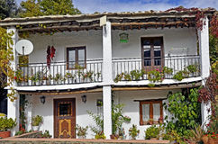 House in the Alpujarras Royalty Free Stock Photography