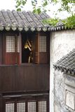 House in ancient village in rural China. Nice Stock Images