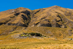 House in the Andes Royalty Free Stock Image