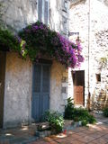 House in Antibes Stock Images