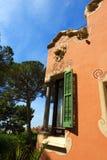 House of Antoni Gaudi - Barcelona Spain Stock Photo