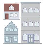 House and apartment  Stock Photos