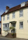 House in Arundel. West Sussex. England Stock Photo