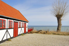 Free House At The Sea Stock Photography - 8722372