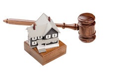 House Auction Royalty Free Stock Image