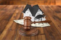 House Auction Stock Photos
