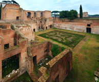 House of Augustus at Palatine Hill in Rome. Stock Photos