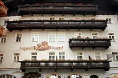 House.Austria barroco. fotografia de stock royalty free