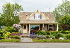 House in Baddeck, Nova Scotia Stock Photography