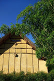 House in bamboo thickets Stock Photos