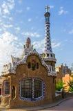 House Barcelona Gaudi Royalty Free Stock Photo