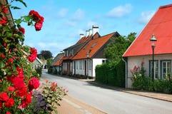 House, Bastad Royalty Free Stock Photo