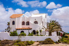 House on the beach Stock Photography