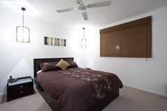 House Bedroom Stock Photo
