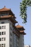 House on Beijing Stock Image