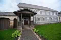 House Belyanina merchant Stock Image