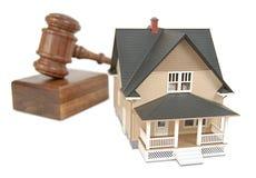 House bid Stock Photography