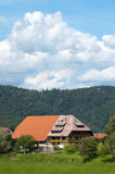 House in the Black-forest Royalty Free Stock Photography