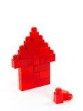 House Of Blocks Stock Image