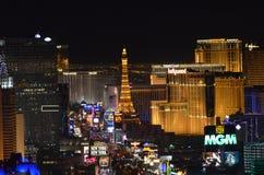 House of Blues Foundation Room, The Strip, Paris Las Vegas, metropolitan area, metropolis, skyline, cityscape. House of Blues Foundation Room, The Strip, Paris Stock Photo
