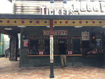 House of Blues Orlando, caixa do bilhete Fotografia de Stock
