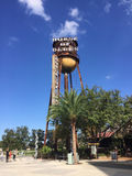 House of Blues water tower Stock Photography
