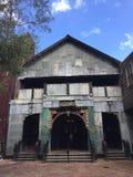 House- of Bluesclub Lizenzfreies Stockfoto