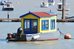 House Boat Royalty Free Stock Image