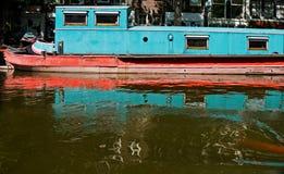 House boat Stock Photo