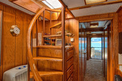 House Boat interior Royalty Free Stock Photo