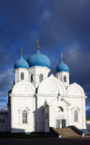 House of Bogolyubskaya Theotokos Stock Photos