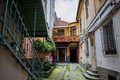 House in Brasov Royalty Free Stock Photo
