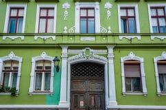 House in Brasov Stock Photo