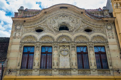 House in Brasov Stock Images
