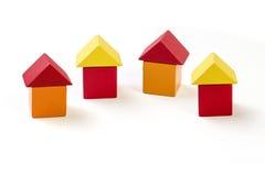 House brick concept Stock Image