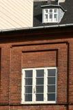 House brick wall Stock Photos