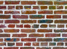 House brick wall Stock Photography