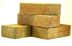 House bricks Royalty Free Stock Photo