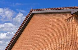 House from bricks Stock Photo