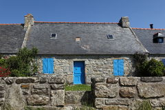 House in Brittany, France Stock Photography