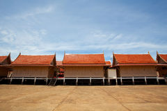 House for Buddhist priests Royalty Free Stock Photos