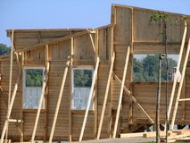 House build Stock Photography